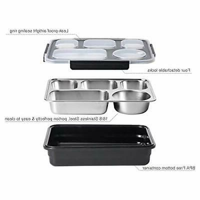 Bento Box Stainless Large Lunch Box
