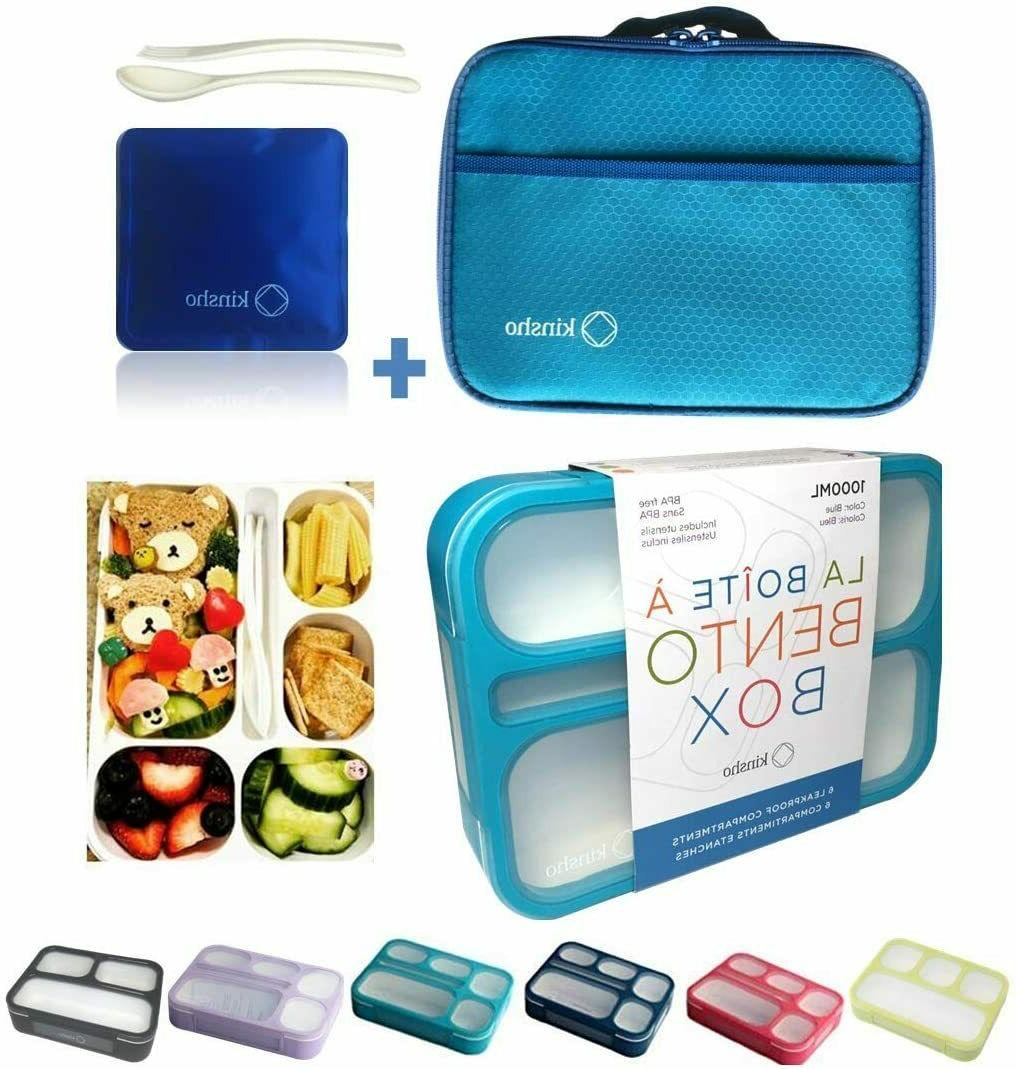 Bento And Lunch Boxes For Kids G