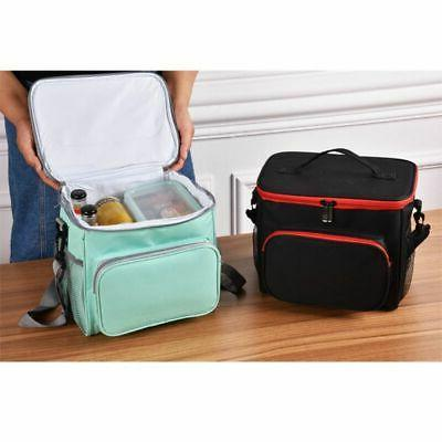 Portable Insulated Lunch Bag Box for Men