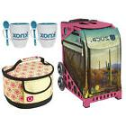 Zuca Cacti Sport Insert Bag and Frame, Gift Lunchbox/Mugs