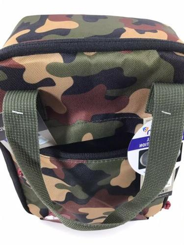 Arctic Zone Lunch Bag With Tags And Pack