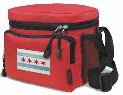 chicago flag lunch bag best lunch box