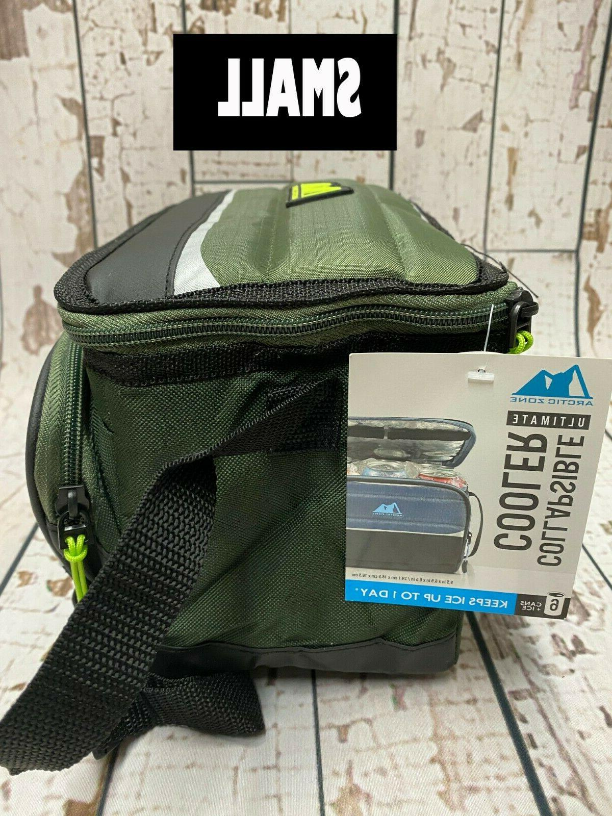 Choice of NWT Arctic Zone Bag Cooler Shoulder 6 or 12 Can