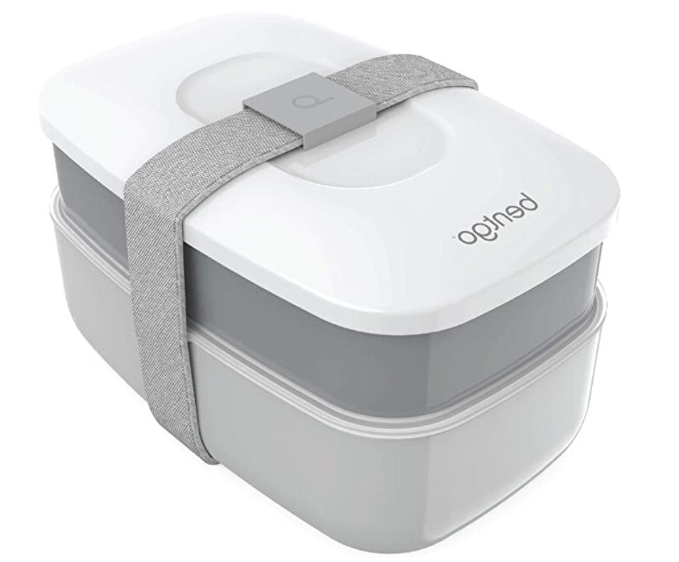 Bentgo Stackable Box with utensils, New