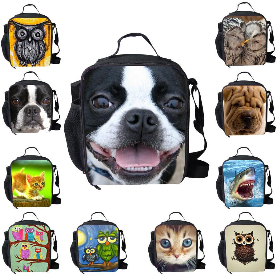cute cool insulated lunch pack bag school