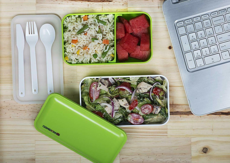 Eco-friendly Lunch Food