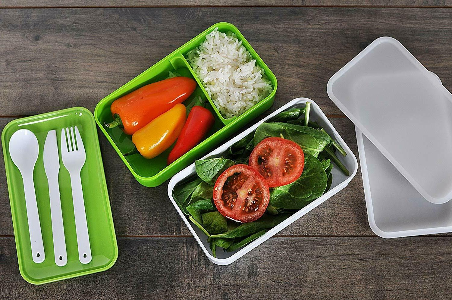 Eco-friendly Food Container Storage