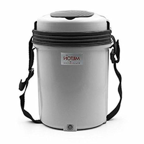 electric tiffin carrier 3 or 4 containers