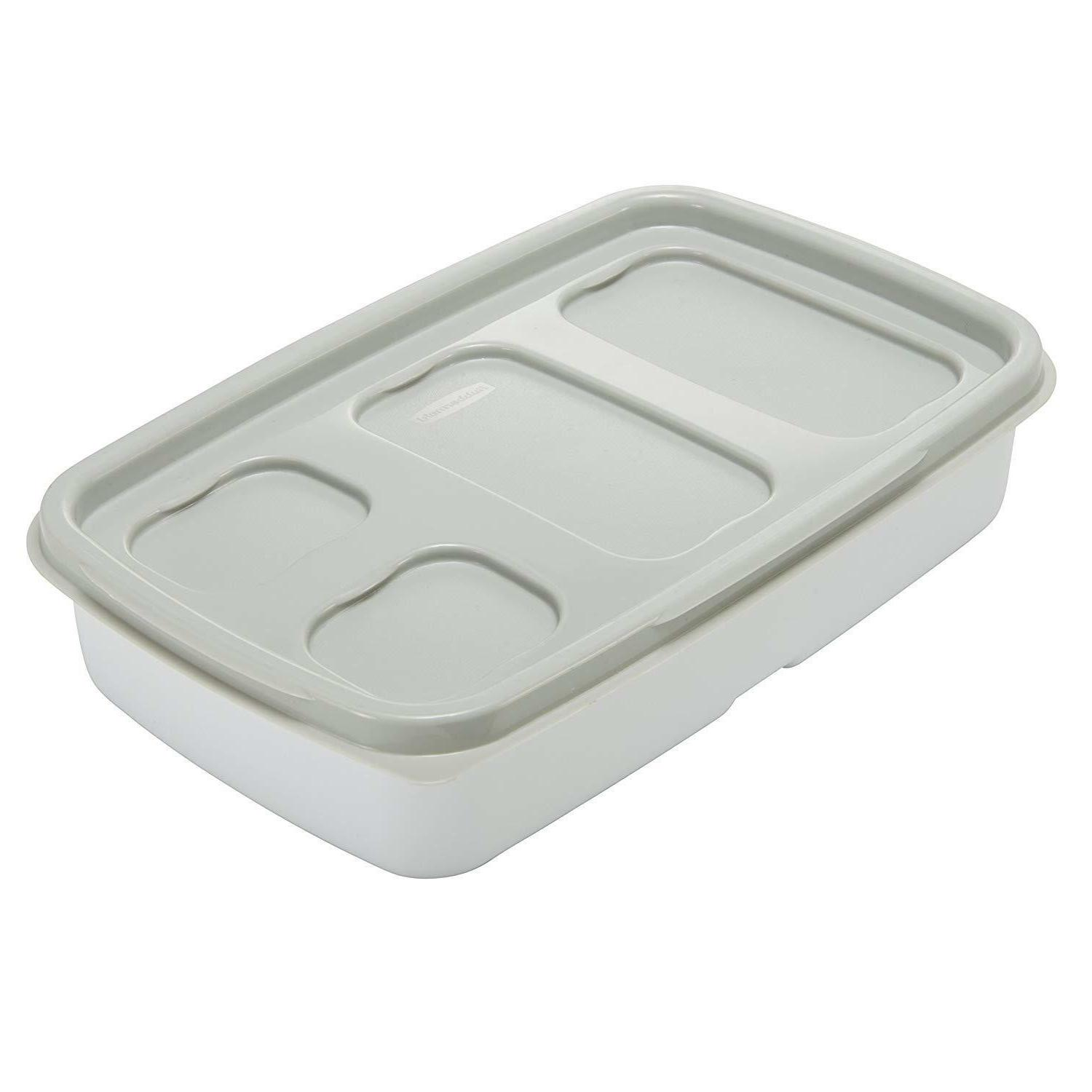 Rubbermaid Go Entree Container, Cup,