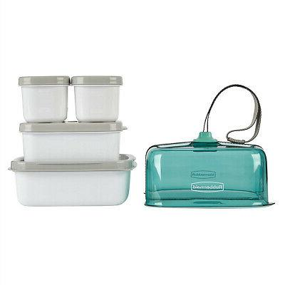 Rubbermaid Lunch Food Containers