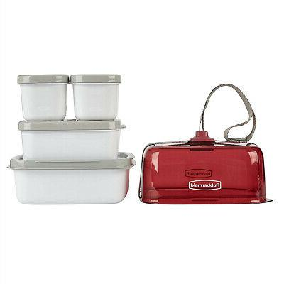 Rubbermaid Lunch Kit Container Food