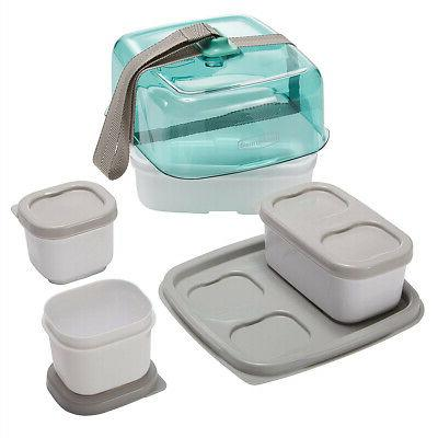 Rubbermaid Fasten Food Containers