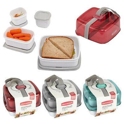 fasten lunch box lunch kit sandwich container
