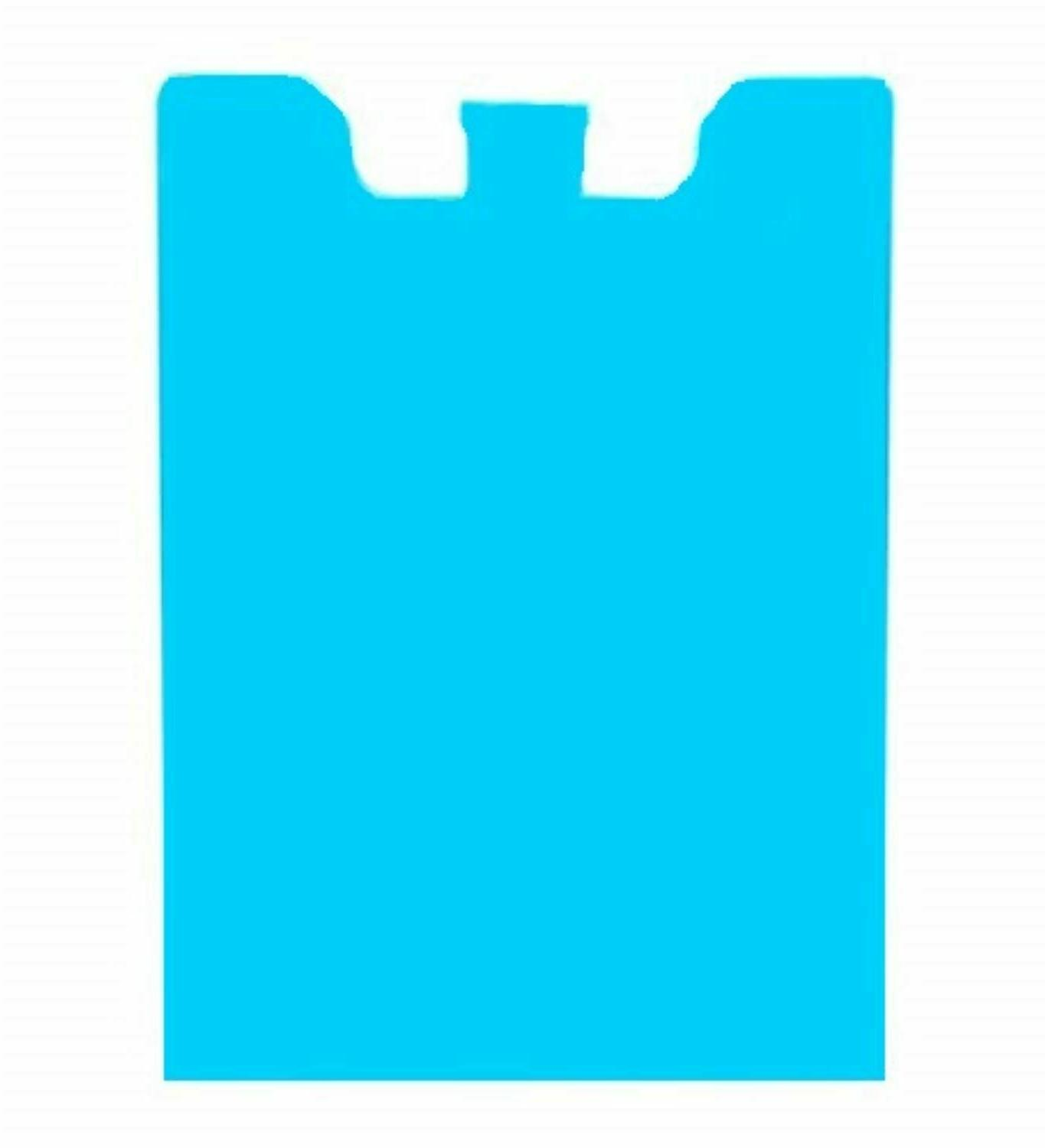 Freeze Reusable Block Ice Packs for Lunch Boxes and Coolers