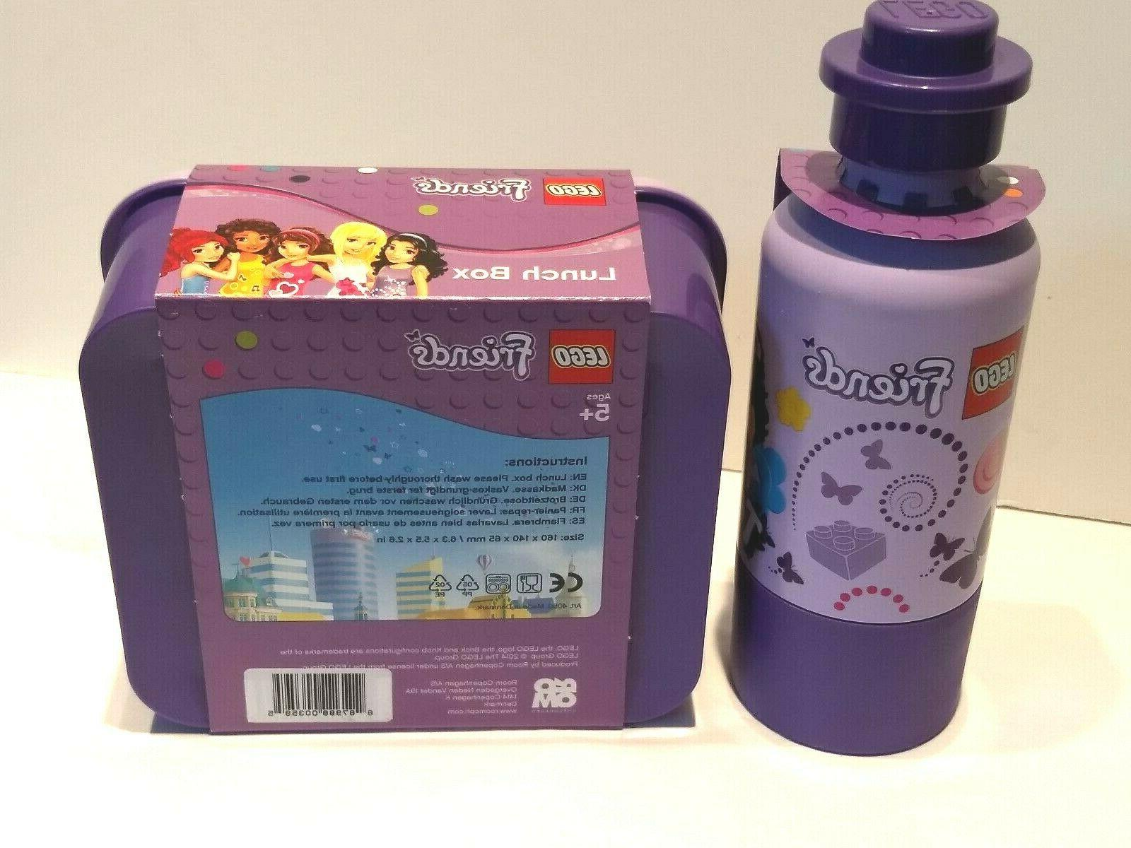 Lego Together Succeed Lunch Box & Thermos 2
