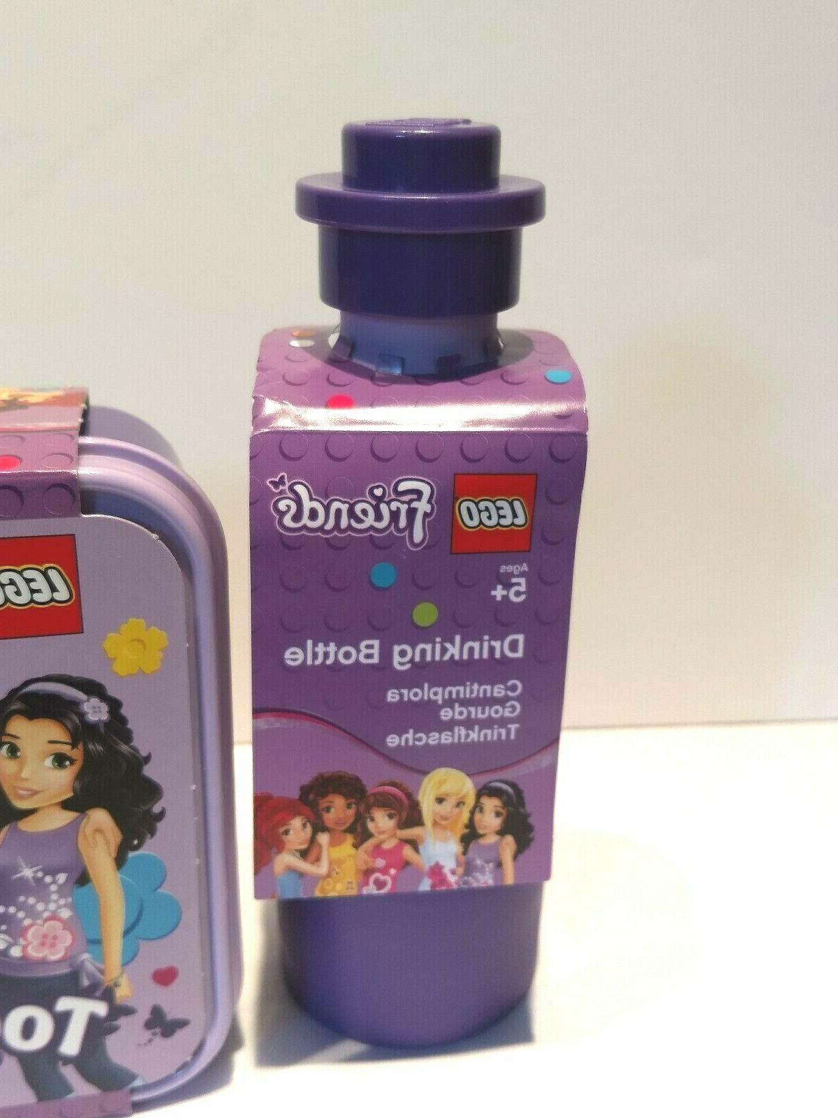 Lego Friends We Succeed Box Thermos 2