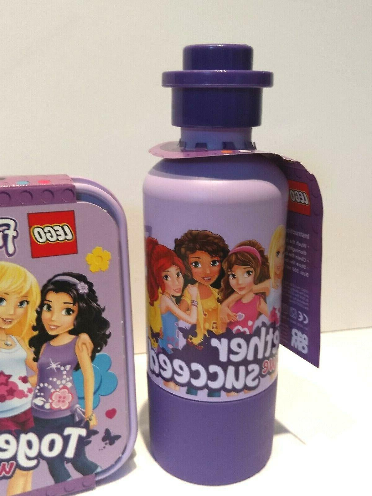 Lego Friends Together Succeed Lunch Thermos 2