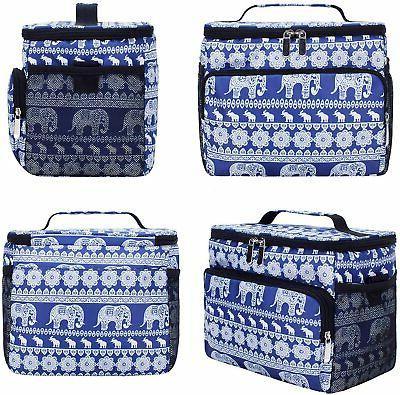 Insulated Cooler Bag Beach Box Shoulder Strap Vivid
