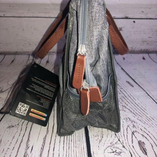 LOKASS Cooler Bag Lunch Holder
