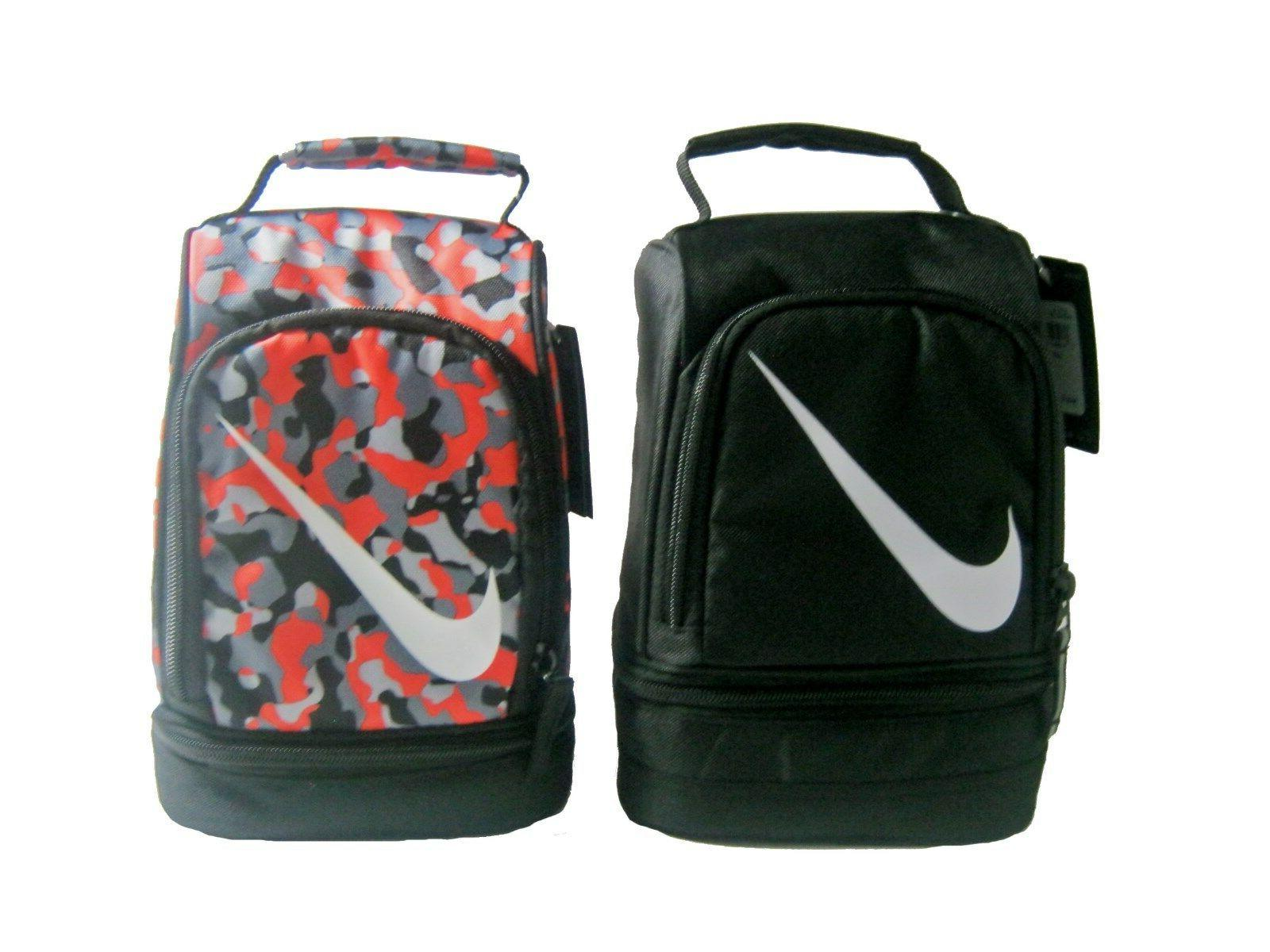 insulated dome lunch box tote school bag