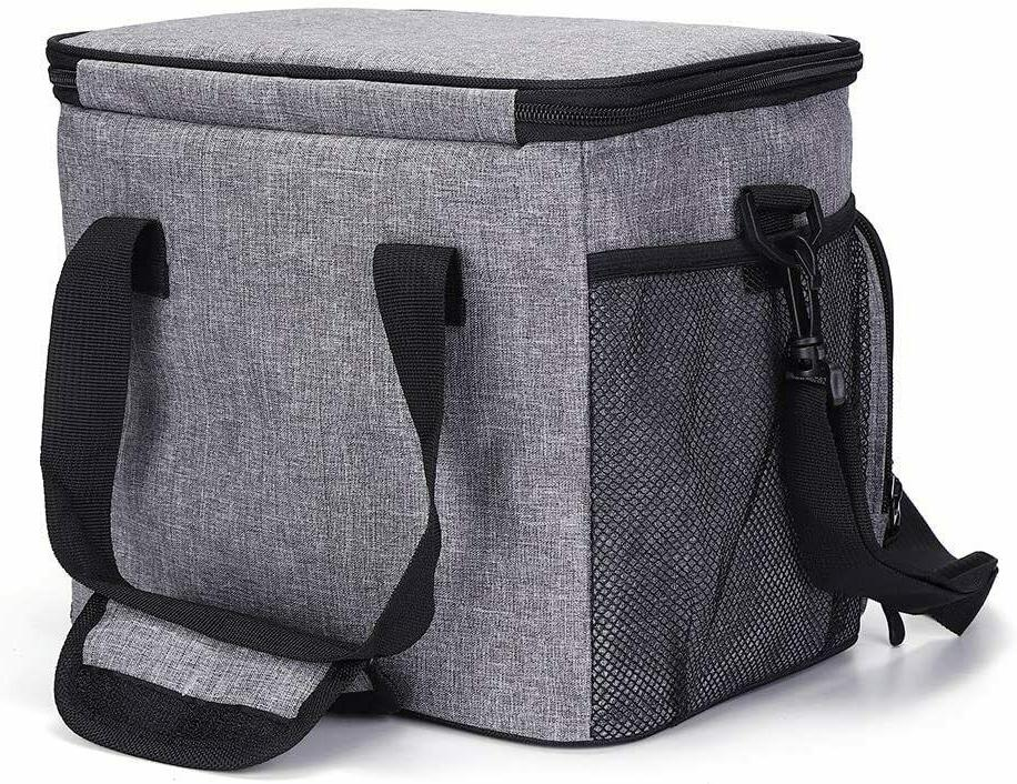 Insulated Tote Thermal Lunch Thermos Cooler Men
