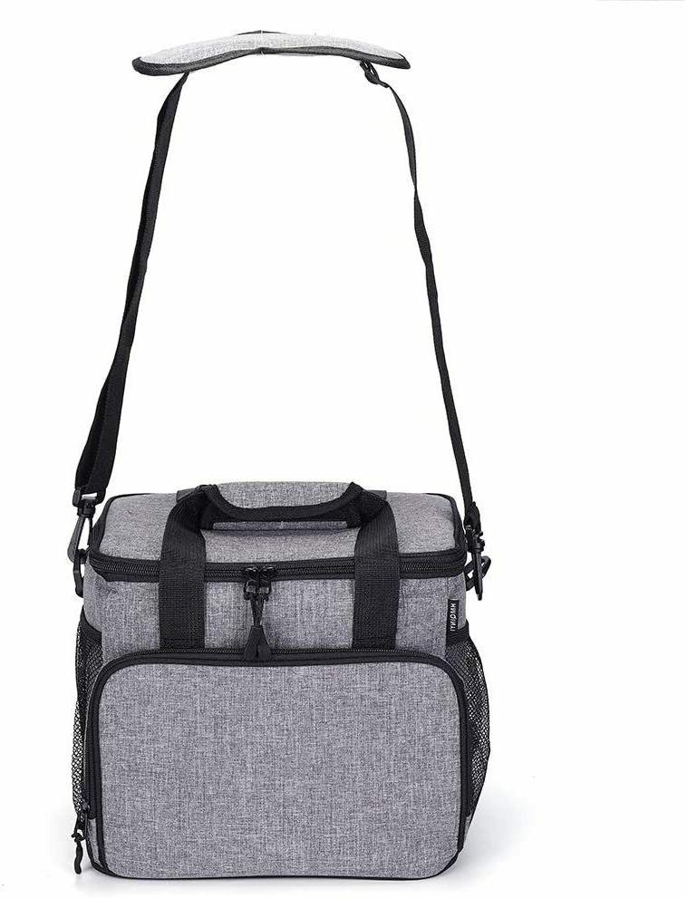 Insulated Tote Thermal Lunch Thermos Cooler for