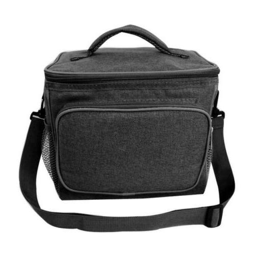 Insulated Food Lunch Tote Box Thermos Cooler Men