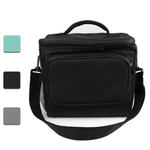 insulated food lunch bag tote thermal lunch