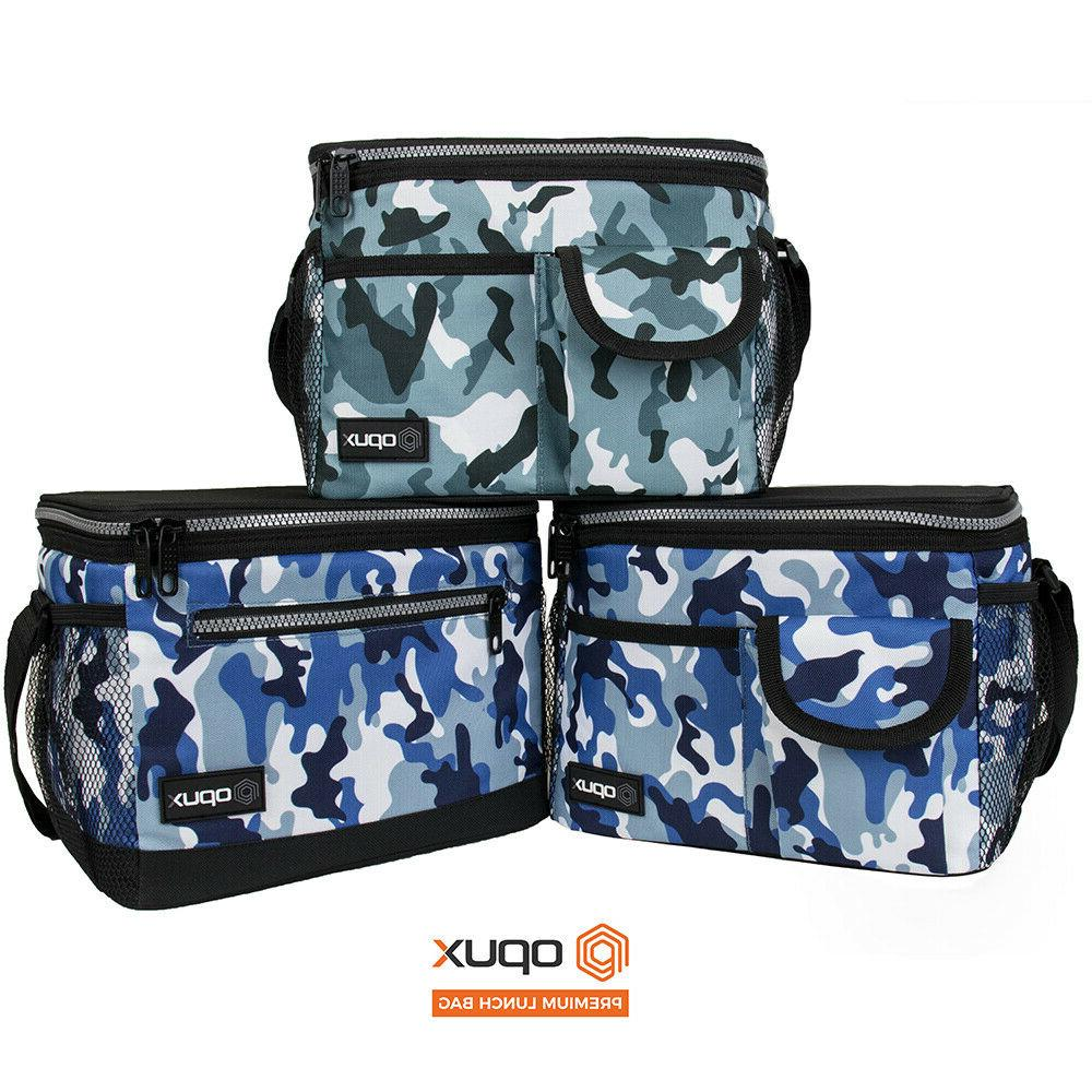 Insulated Adult Lunch Box for School Men Women Leakproof