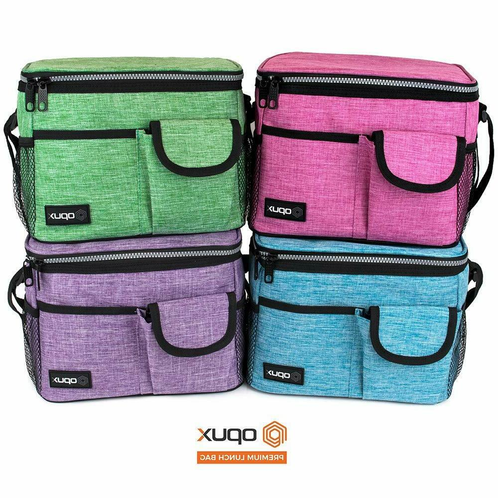 Insulated Lunch Lunch Box for School Women Leakproof