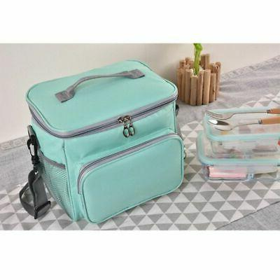 Portable Insulated Bag Box Tote for Men