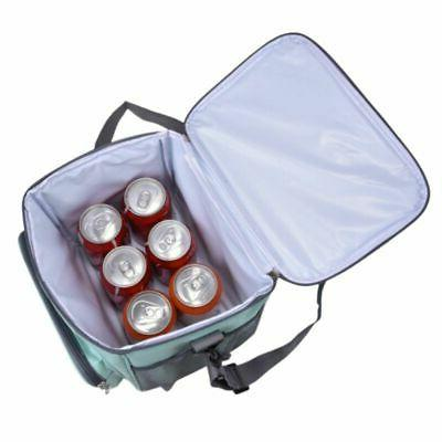 Portable Thermal Bag Travel Box Women Men