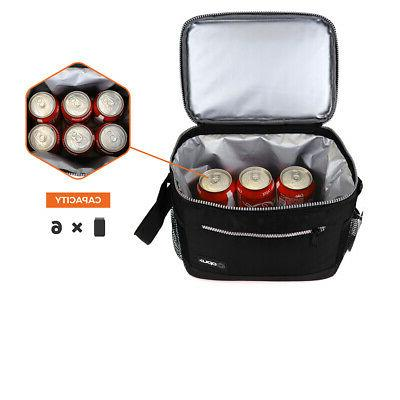 Insulated Lunch Box for School Women