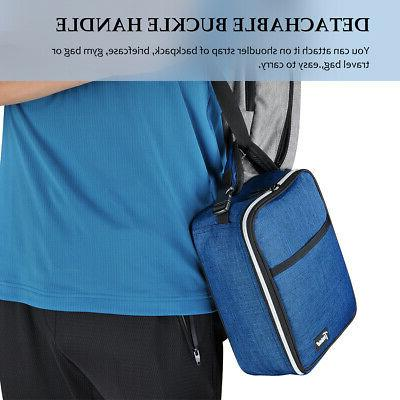 Insulated Bag Proof Mini Portable Thermal Lunch Cooler