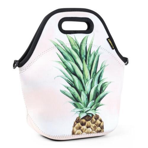 Thermal Neoprene Bags for Women School Men Insulated