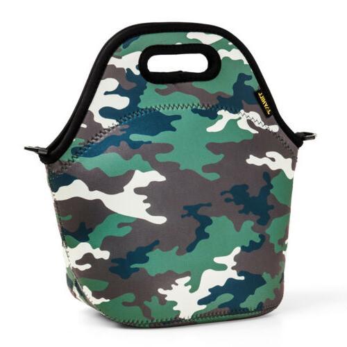 Insulated Lunch Bags for Women Kids Girls Men Neoprene Lunch