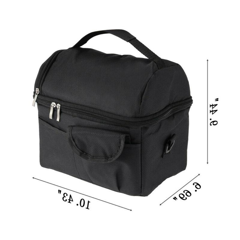 Insulated Bag Men Adult Hot Cold Thermal