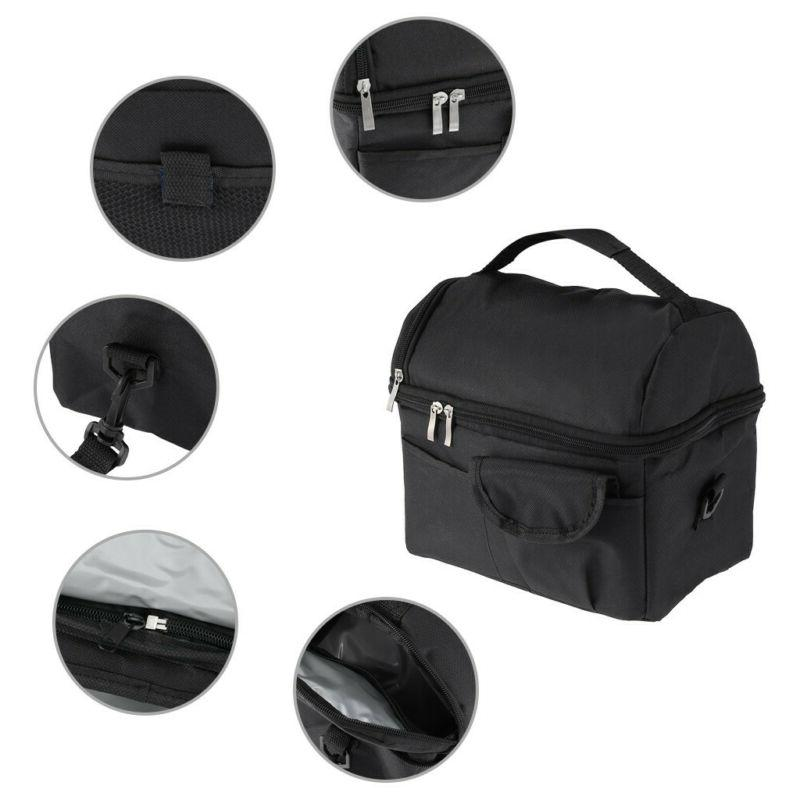Insulated Tote Bag Travel Men Adult Cold Thermal Cooler