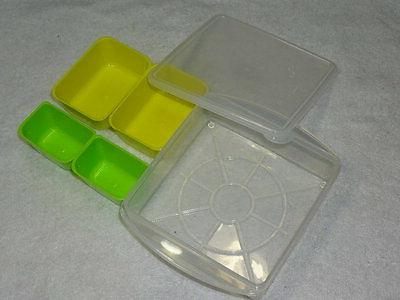 Japanese Lunch Box Food Container In