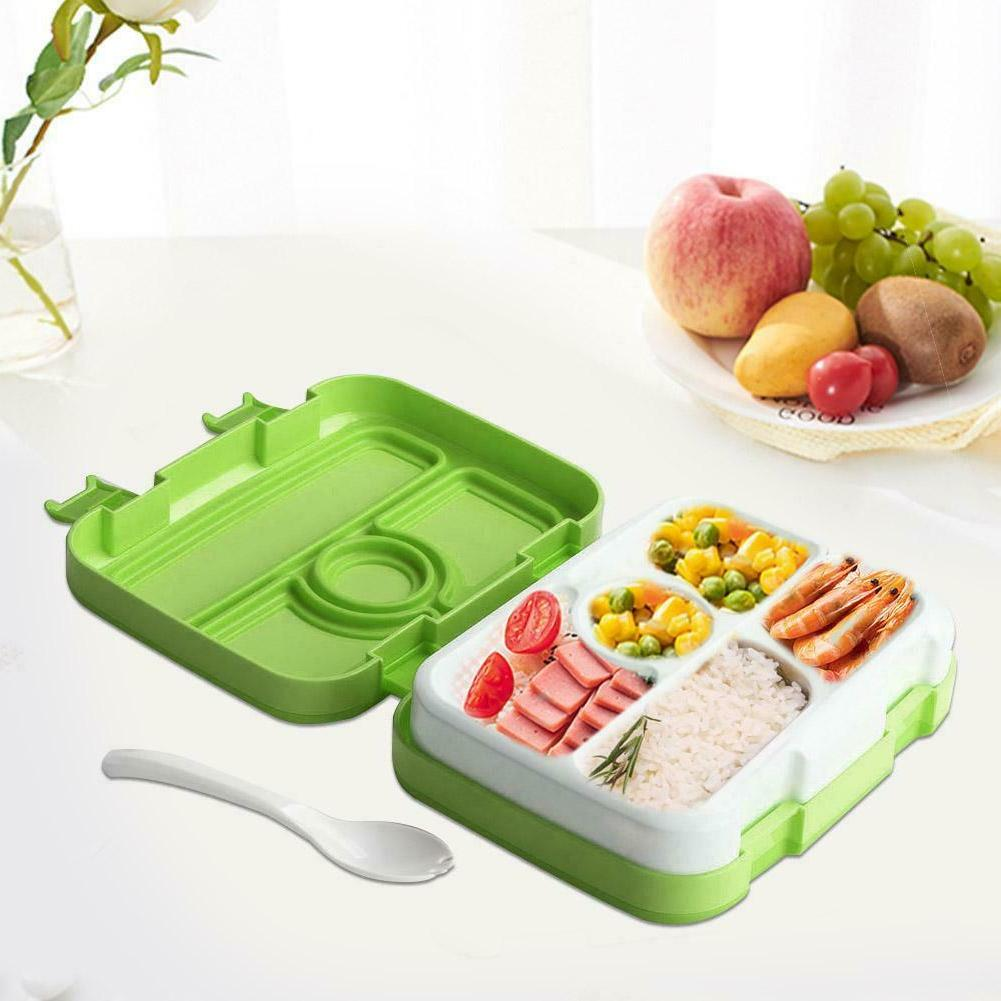 Microwave Lunch Picnic Fruit Container Storage Adult