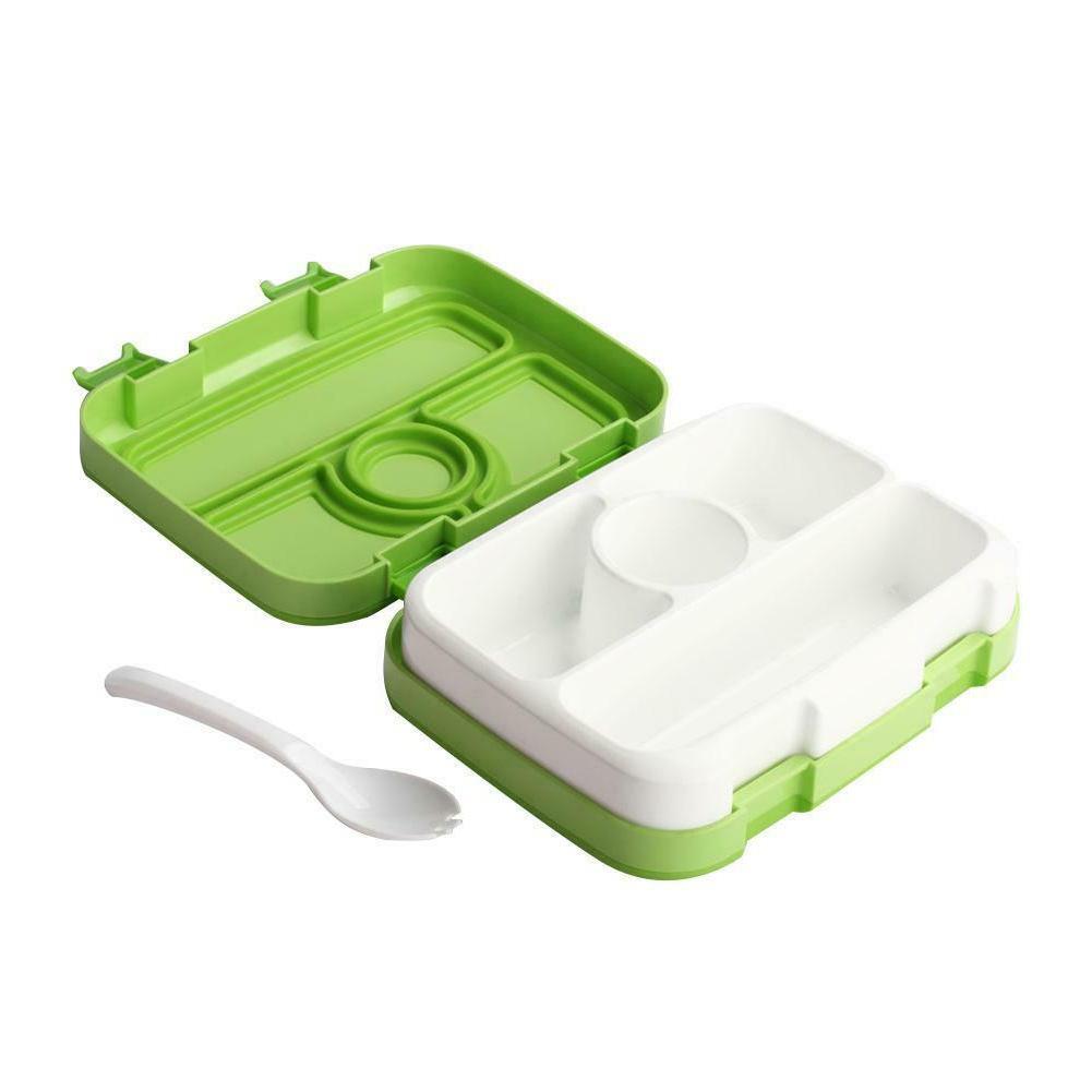 Microwave Bento Picnic Food Storage Box For Adult