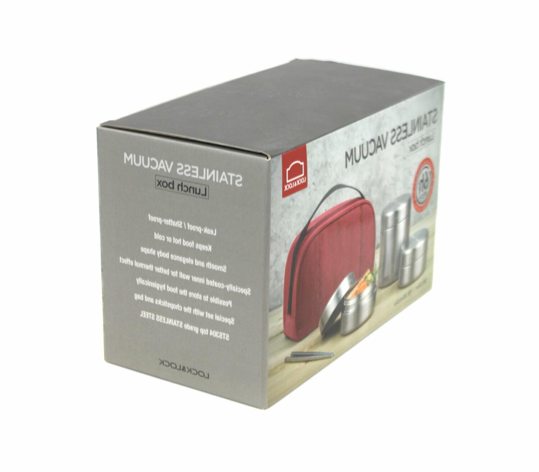 Lock&Lock Stainless Vacuum Box Leak Proof, Proof
