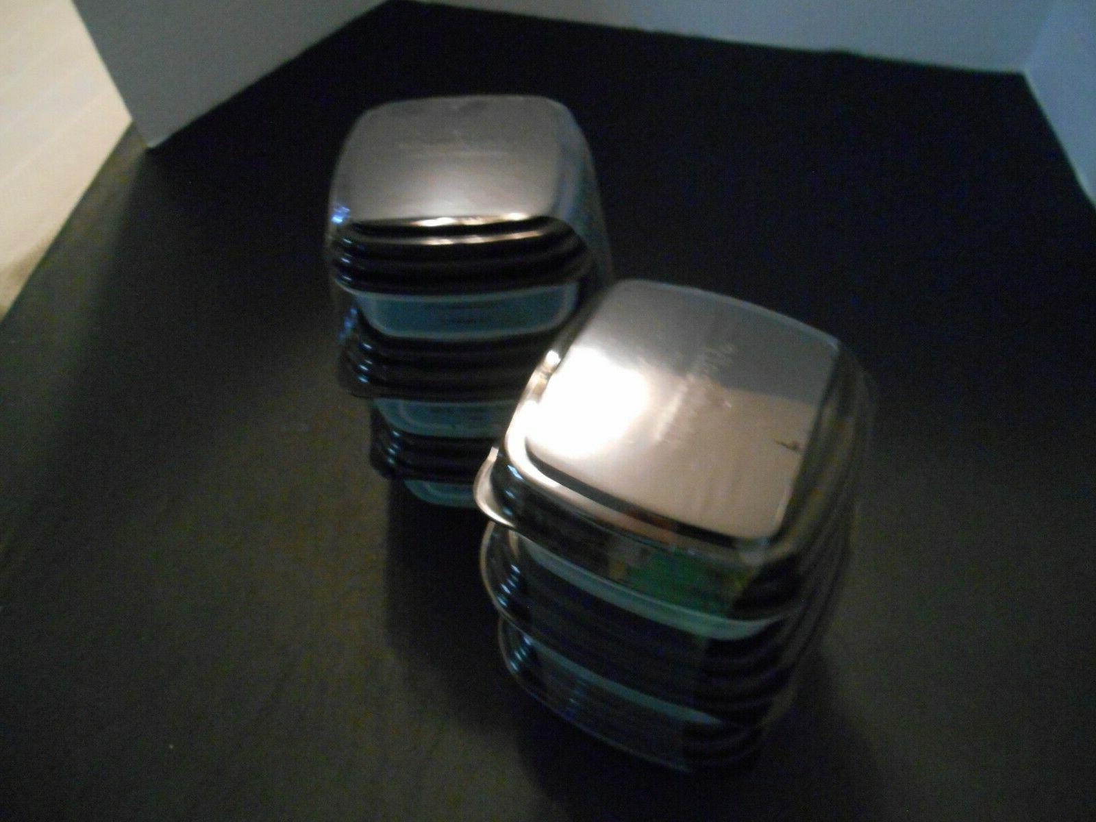 Lot of 6 Lunch Box Containers & cup,