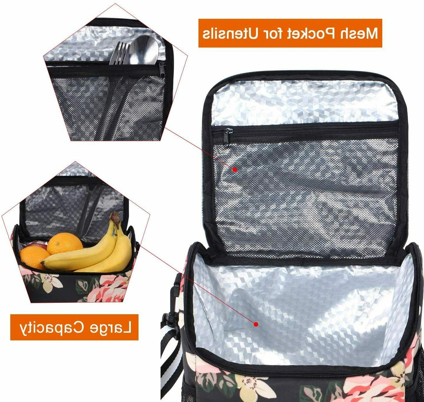 Lunch for Adjustable Insulated Lunch Box