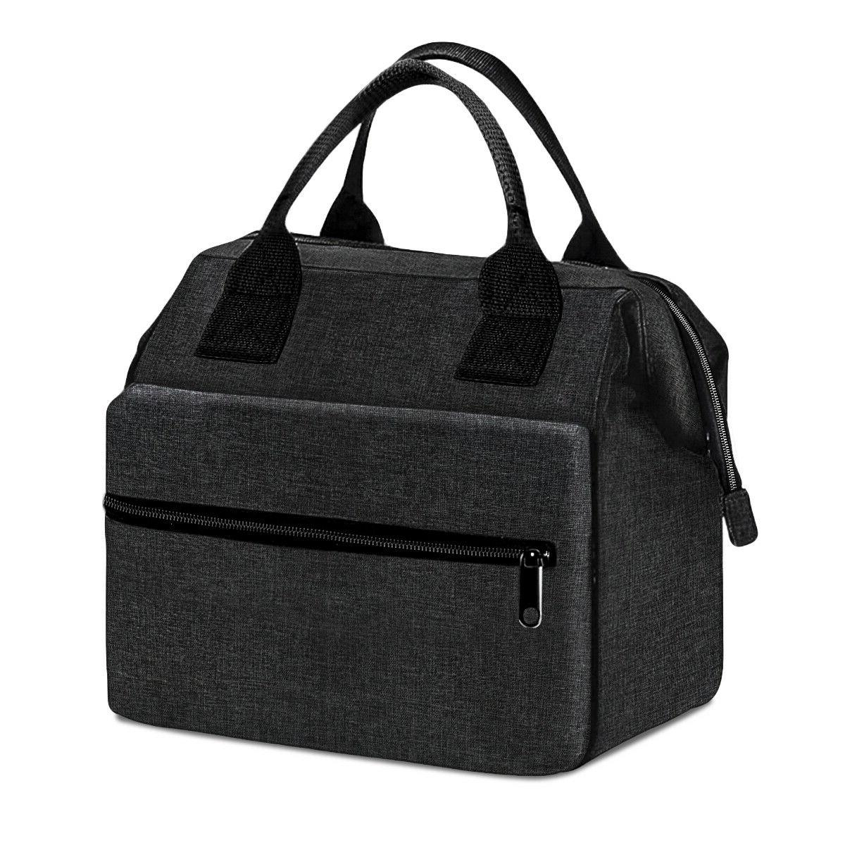 lunch bag insulated leakproof cooler bag