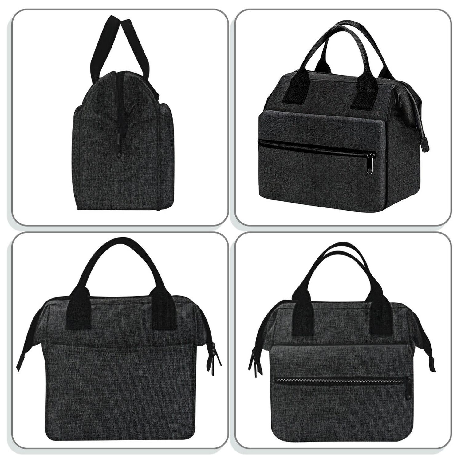 Insulated For Men Women Adults Tote Leakproof Lunch Box