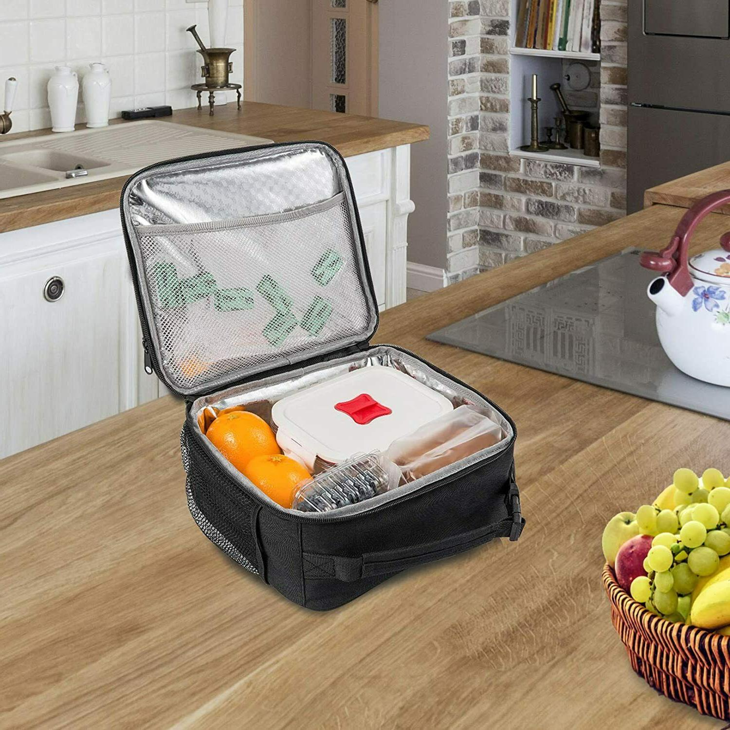 Lunch Box: Square Lunch Boxes