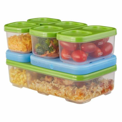 lunch blox container entree kit
