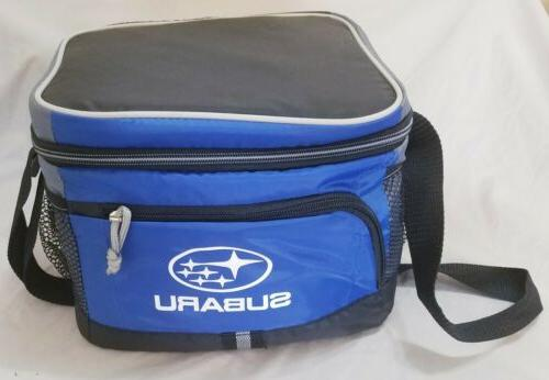Subaru Lunch Box Cooler with Swag