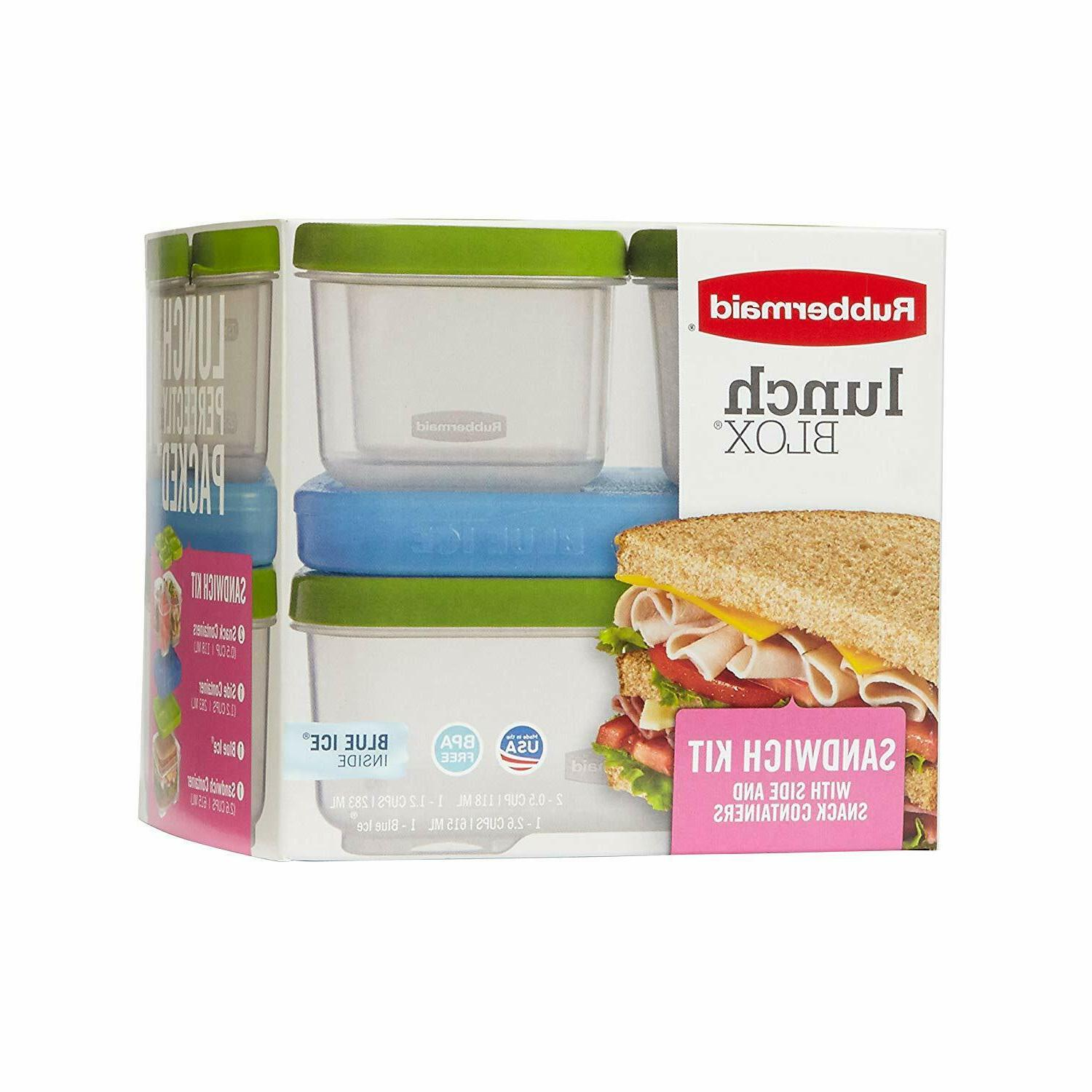 Rubbermaid Sandwich Containers Free